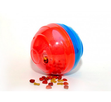 Comedouro + Brinquedo Big PetBall 2 em 1 PetGames para Cães