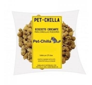 Biscoito a Base de Soja Pet-Chilla para Roedores - 100g