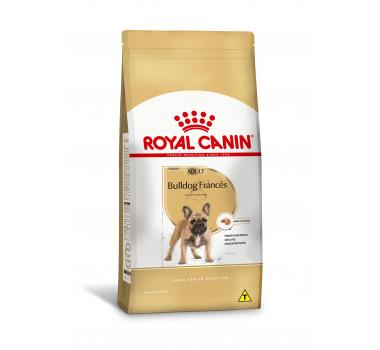 Ração Seca Royal Canin para Cães Adultos da Raça Bulldog Francês