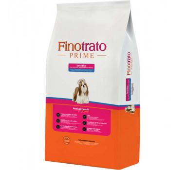 Finotrato Prime Sensitive Raças Pequenas 3Kg+1Kg