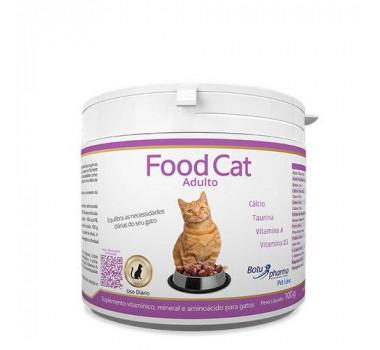 Food Cat Fit Adulto 100g Botupharma
