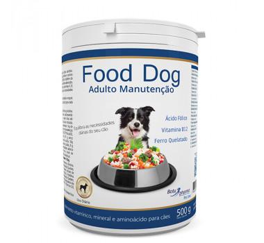 Food Dog Adulto Manutenção 500g Botupharma