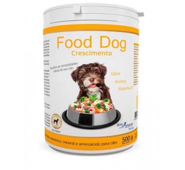 Food Dog Crescimento 500g Botupharma