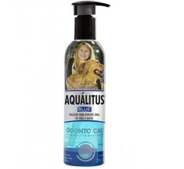 Higienizante Bucal Aqualitus Inovet para Cães e Gatos - 250ml