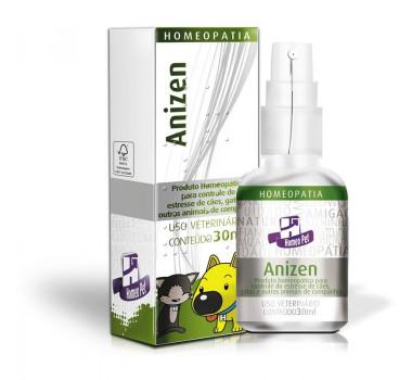 Spray Homeopático Anizen Homeopet RealH para Cães e Gatos - 30ml