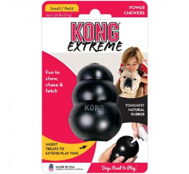 Brinquedo Interativo Kong Extreme Small para Cães de Pequeno Porte