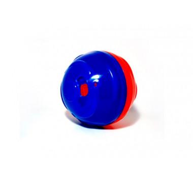 Comedouro + Brinquedo Medium PetBall 2 em 1 PetGames para Cães