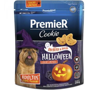 Cookie Assado Premier para cães Adultos de Raças Pequenas sabor Abobora e Amora 250g