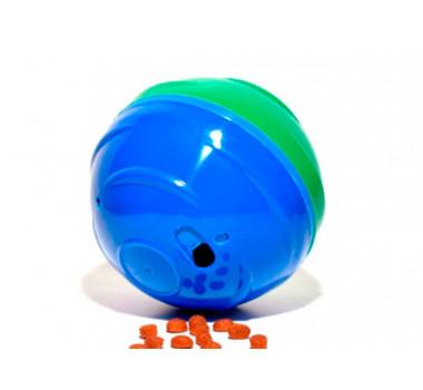 Comedouro + Brinquedo Redondog 2 em 1 PetGames para Cães - G