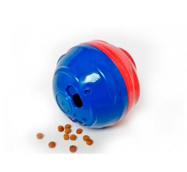Comedouro + Brinquedo Redondog 2 em 1 PetGames para Cães - M