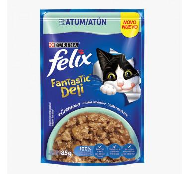 Sachê Felix Fantastic Deli Sabor Atum 85g